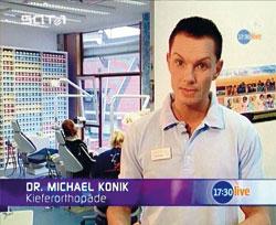 Dr. Konik bei Sat1
