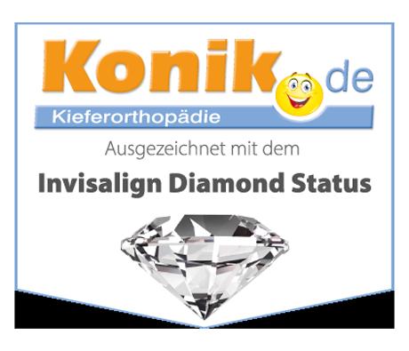 Invisalign Diamond Status Siegel