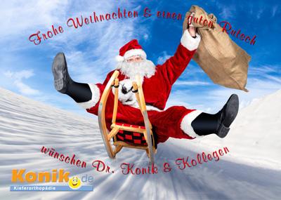 Frohe Weihnachten An Kollegen.News Der Kieferorthopädie Dr Konik In Weinstadt Bei Stuttgart