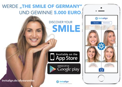 The Smile of Germany und Dr. Konik Kieferorthopädie