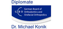 German Board of Orthodontics and Orofacial Orthopedics (GBO) Konik Stuttgart Weinstadt Winnenden Fellbach Schorndorf